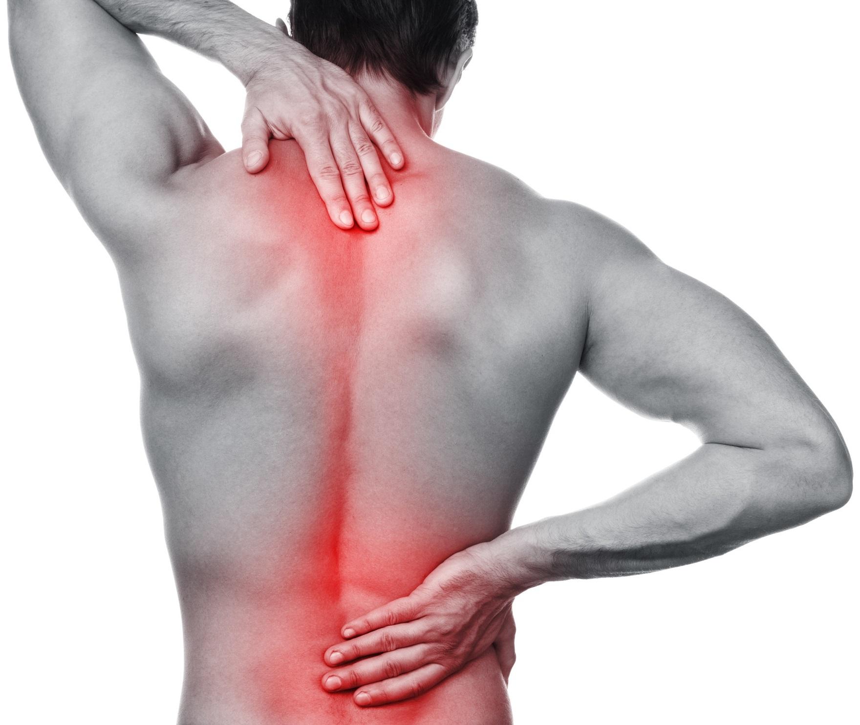 больная спина остеопат лечение СПб